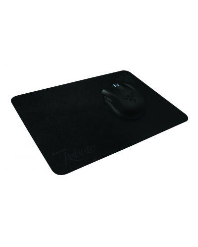 Mouse pad pentru mouse Razer - Kabuto, neagra - 7