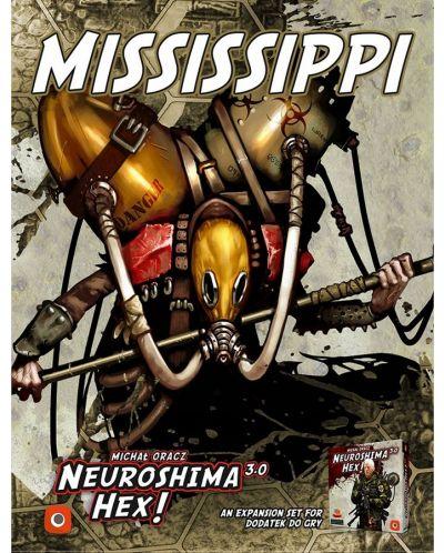 Neuroshima Hex 3.0 Board Game: Mississippi Expansion - 1