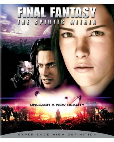 Final Fantasy: The Spirits Within (Blu-Ray) - 1