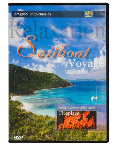 Relaxation - Sailboat Voyage (DVD) - 1