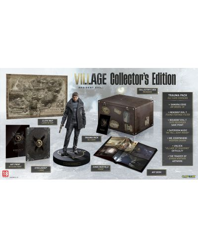 Resident Evil Village Collector's Edition (PS4) - 1