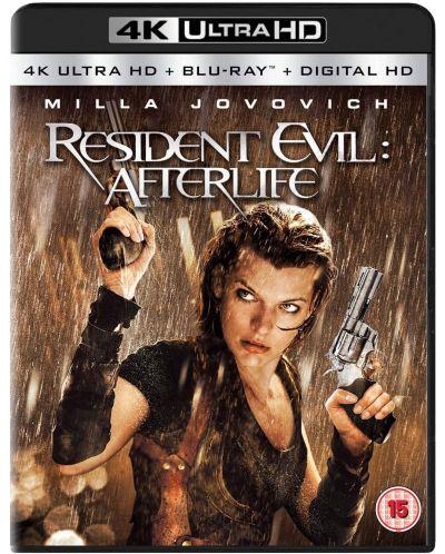 Resident Evil: Afterlife (4K Ultra HD + Blu-Ray) - 1