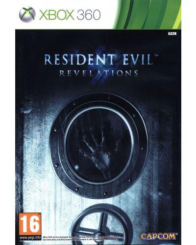 Resident Evil: Revelations (Xbox 360) - 1