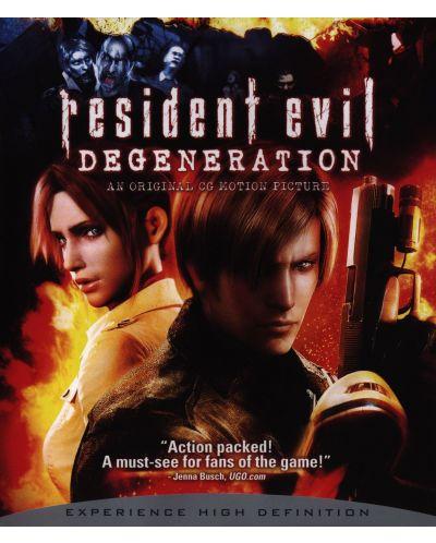 Resident Evil: Degeneration (Blu-ray) - 1