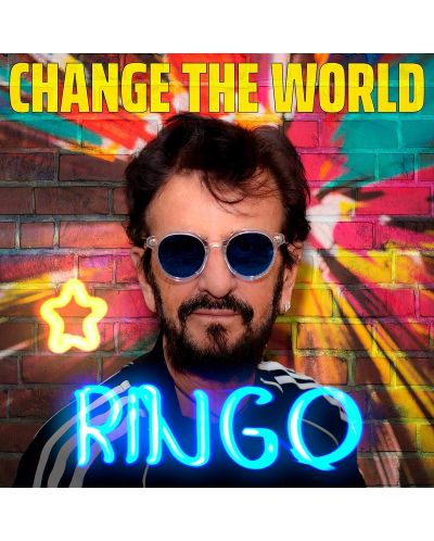Ringo Starr - Change The World (CD) - 1