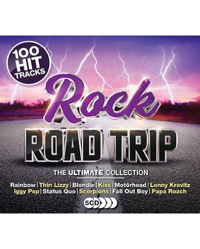 Rock Road Trip: The Ultimate Collection (CD) - 1