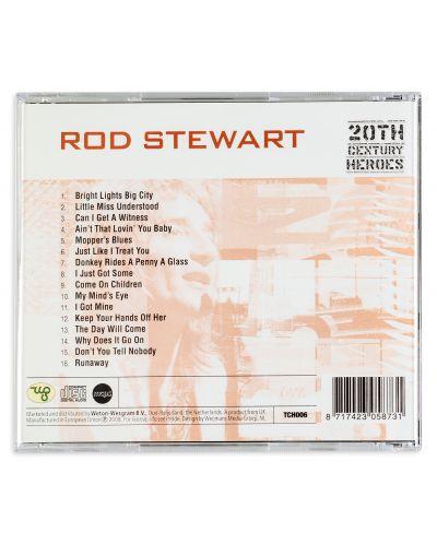 Rod Stewart - 20th Century Heroes (CD) - 2