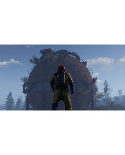 Rust - Day One Edition (PS4) - 8
