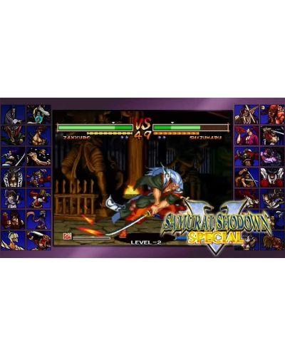 Samurai Shodown: Neogeo Collection (PS4) - 6
