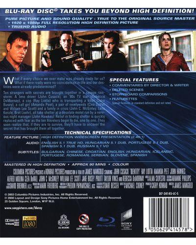 Identity (Blu-ray) - 2