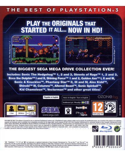 SEGA Mega Drive Ultimate Collection - Essentials (PS3) - 3