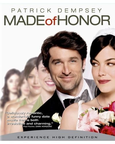 Made of Honor (Blu-ray) - 1