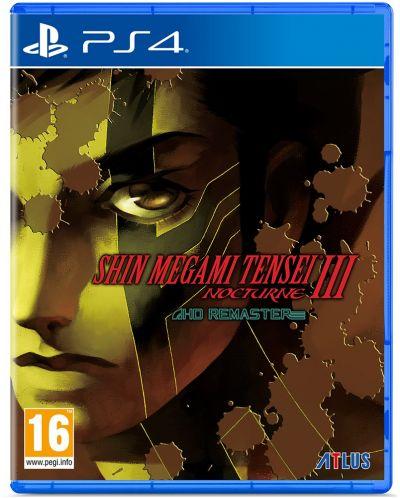 Shin Megami Tensei III Nocturne HD Remaster (PS4) - 1