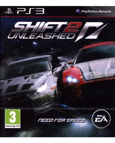 Shift 2 Unleashed (PS3) - 1
