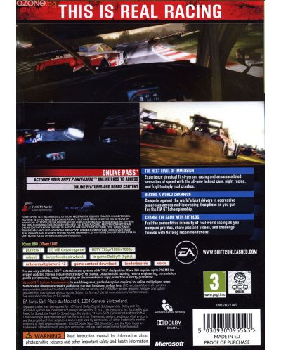 Shift 2 Unleashed (Xbox 360) - 14