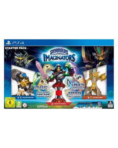 Skylanders Imaginators Starter Pack (PS4) - 1