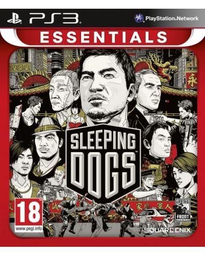 Sleeping Dogs - Essentials(PS3) - 1