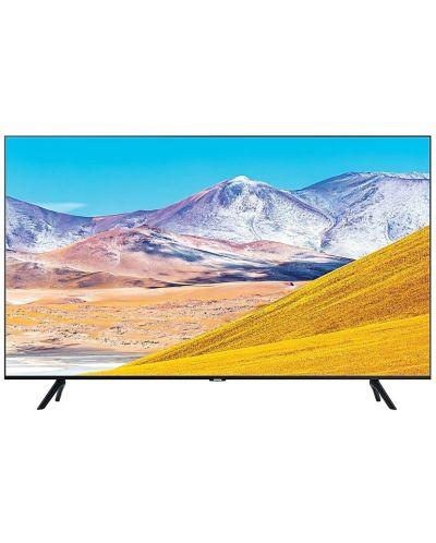 """Televizor smart Samsung - 50TU8072, 50"""", LED, negru - 1"""