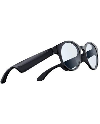 Ochelari smart Razer - Anzu Round Blue Light + Sunglass SM, negri - 8