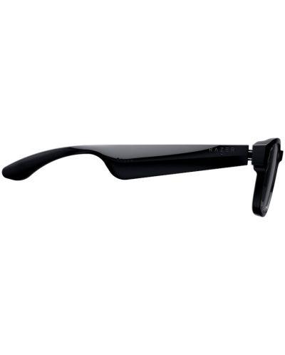 Ochelari smart Razer - Anzu Rectangle Blue Light + Sunglass L, negri - 5