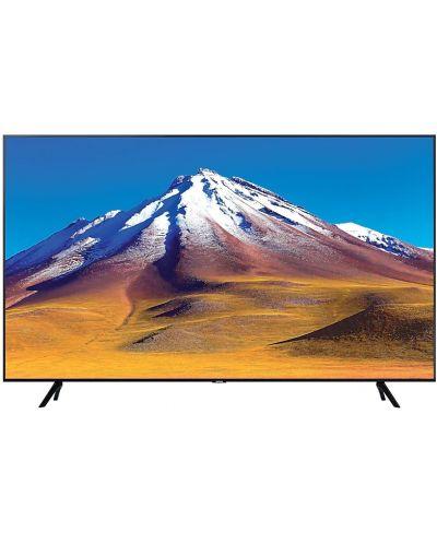 "Televizor smart Samsung - 43TU7092, 43"", Crystal UHD 4K, negru - 1"