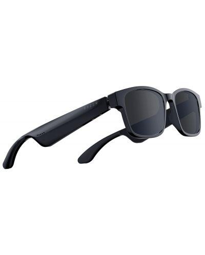 Ochelari smart Razer - Anzu Rectangle Blue Light + Sunglass L, negri - 4
