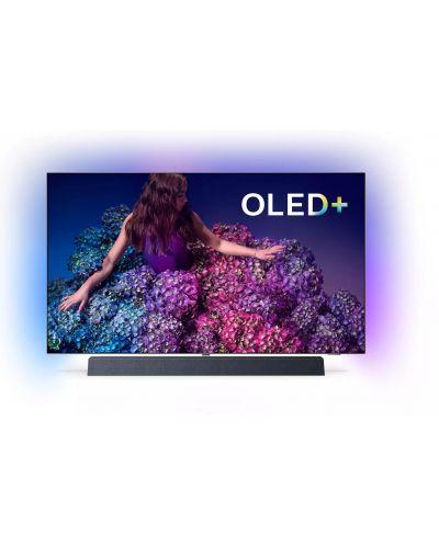 "Smart televizor Philips - 65OLED934, 64.5"", 4K UHD OLED+, negru - 1"