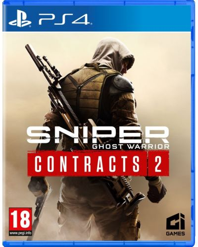 Sniper Ghost Warrior Contracts 2 (PS4) - 1