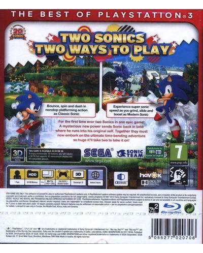 Sonic Generations - Essentials (PS3) - 4