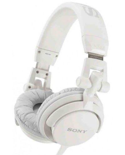 Casti Sony MDR-V55 - albe - 1