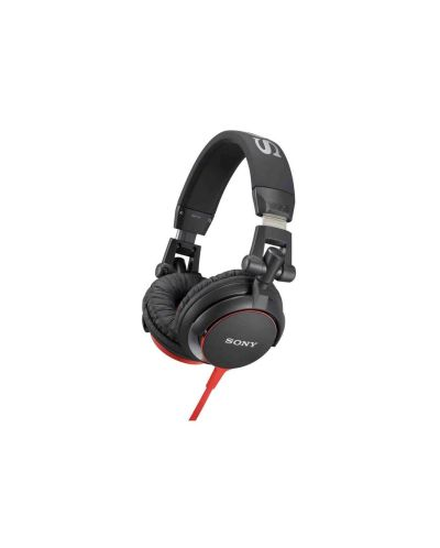 Casti Sony MDR-V55 - rosii - 2