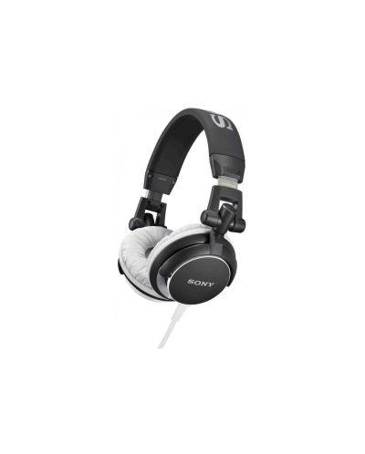 Casti Sony MDR-V55 - negre - 3