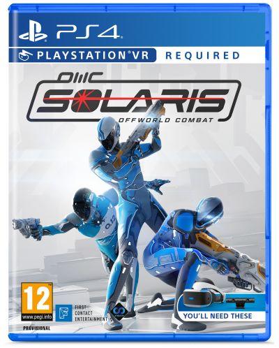 Solaris Offworld Combat (PS4 VR) - 1