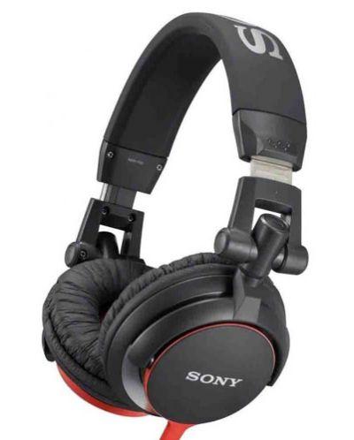 Casti Sony MDR-V55 - rosii - 1