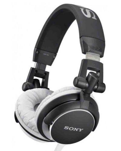 Casti Sony MDR-V55 - negre - 1