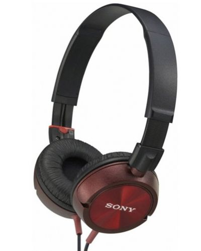 Casti Sony MDR-ZX300 - rosii - 1