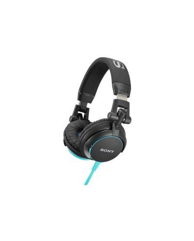 Casti Sony MDR-V55 - albastre - 2