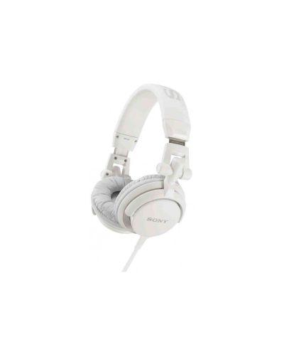 Casti Sony MDR-V55 - albe - 2
