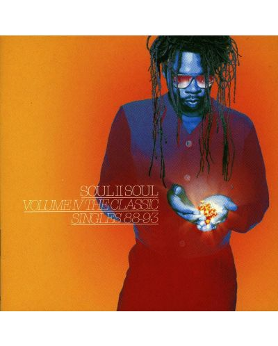 Soul II Soul - Volume IV - The Classic Singles 88-93 (CD) - 1