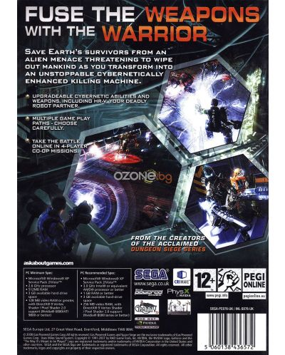 Space Siege (PC) - 3