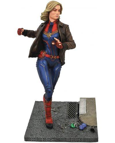 Statueta Diamond Select Marvel: Captain Marvel - Cap. Marvel (Movie premier), 28 cm - 1