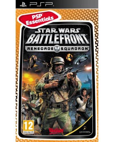 Star Wars: Battlefront - Renegade Squadron (PSP) - 1