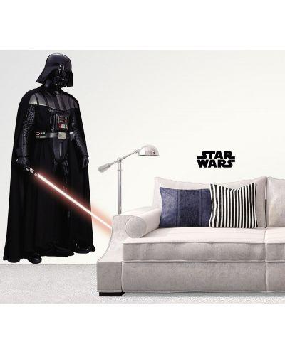 Sticker gigant ABYstyle Movies: Star Wars - Darth Vader - 2