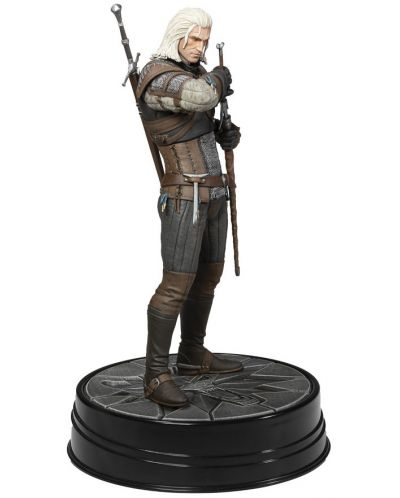 Statueta Dark Horse Witcher 3 Wild Hunt - Heart of Stone Geralt Deluxe 24 cm - 3
