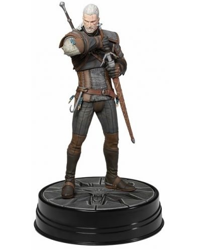 Statueta Dark Horse Witcher 3 Wild Hunt - Heart of Stone Geralt Deluxe 24 cm - 1