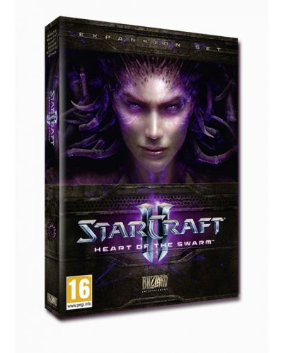 StarCraft II: Heart of the Swarm (PC) - 1