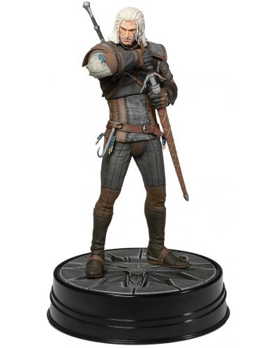 Statueta Dark Horse Witcher 3 Wild Hunt - Heart of Stone Geralt Deluxe 24 cm - 2