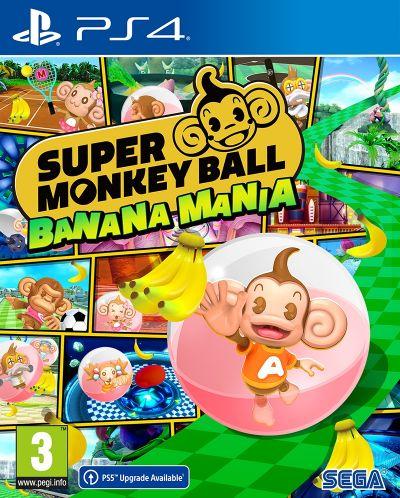 Super Monkey Ball: Banana Mania (PS4) - 1