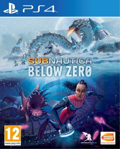 Subnautica: Below Zero (PS4) - 1