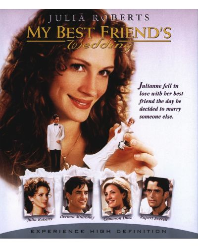 My Best Friend's Wedding (Blu-ray) - 1